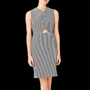Kate Spade Saturday cutout dress